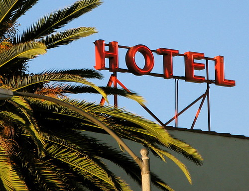 Hotel California (by kevindooley)