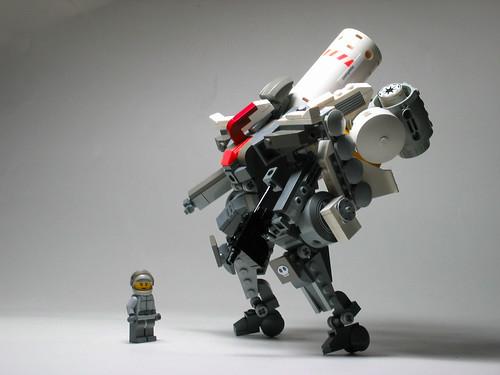 EV Heavy Industries - Armoured Regalia by FateHeart