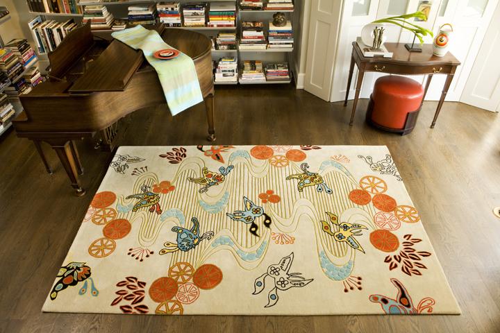 Emma Gardner Design {Rugs}