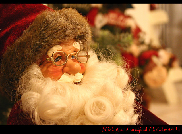 wish you a magical christmas