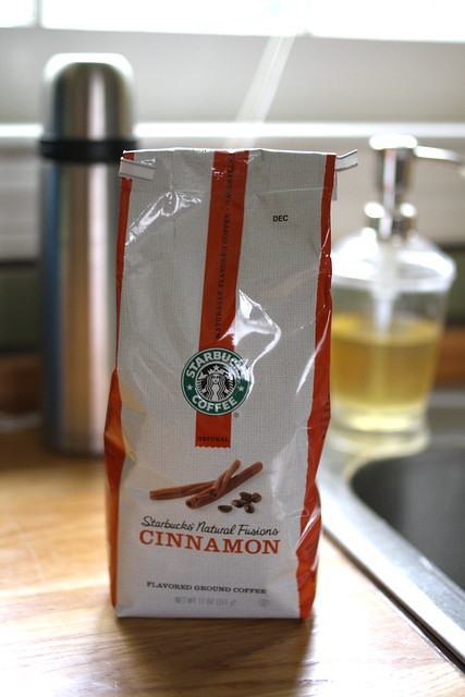starbucks cinnamon coffee