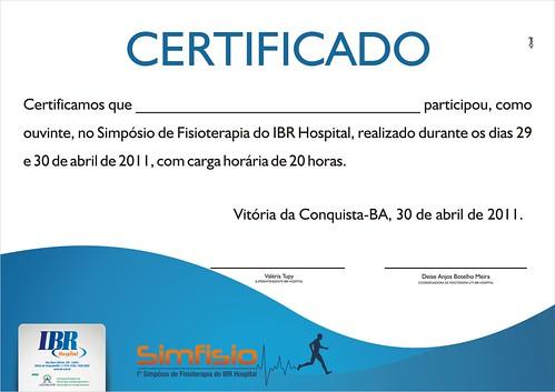 Modelo de Certificado - a photo on Flickriver