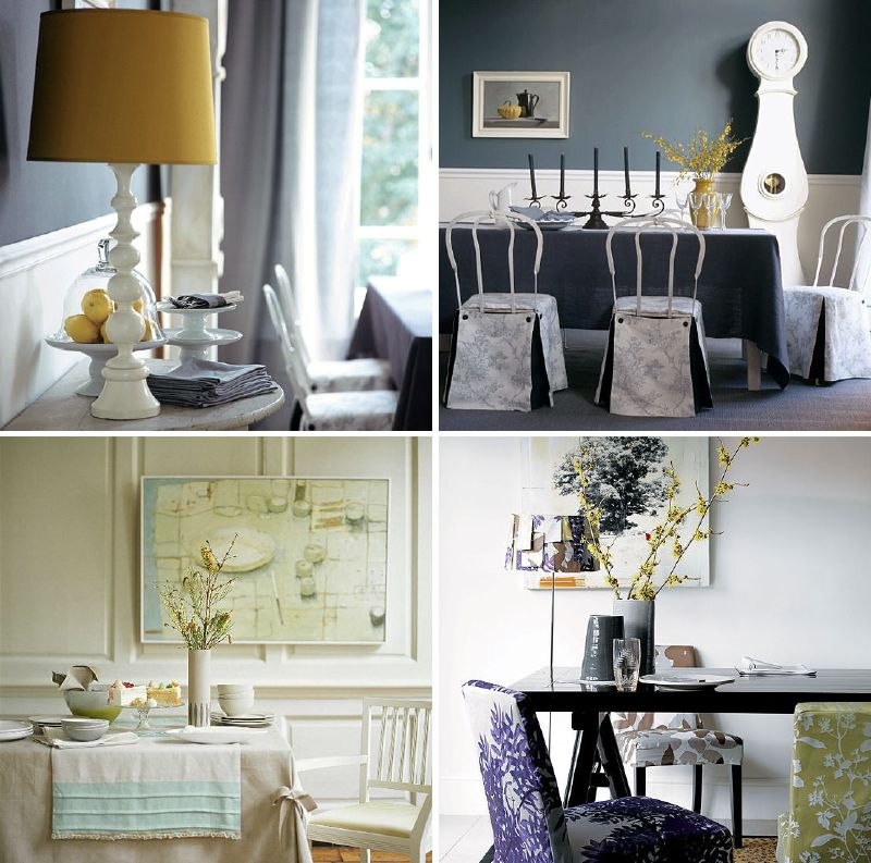 House to Home {room inspiration}