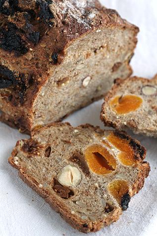 Squirrel Bread
