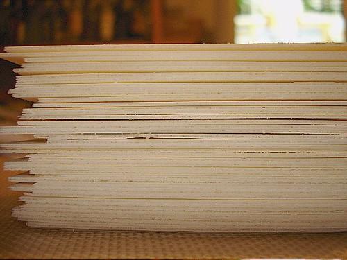 Oblaten Sheets