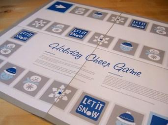 Holiday Cheer Game
