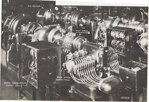 1920s Ringing Machine
