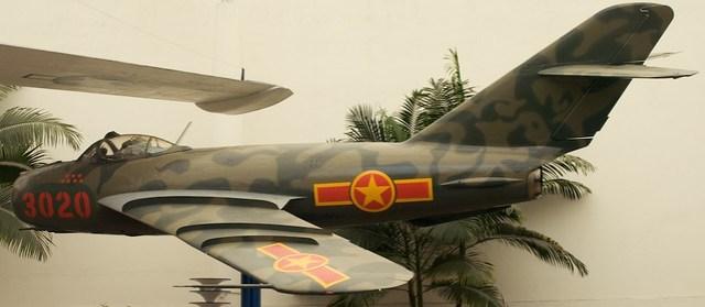 MiG-15 fighter