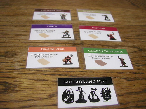 Combat Cards