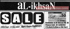 20071006 Al Ikhsan Sale2