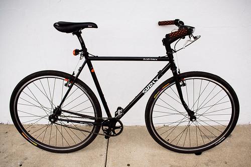 Meet the Twins: Studio Bike