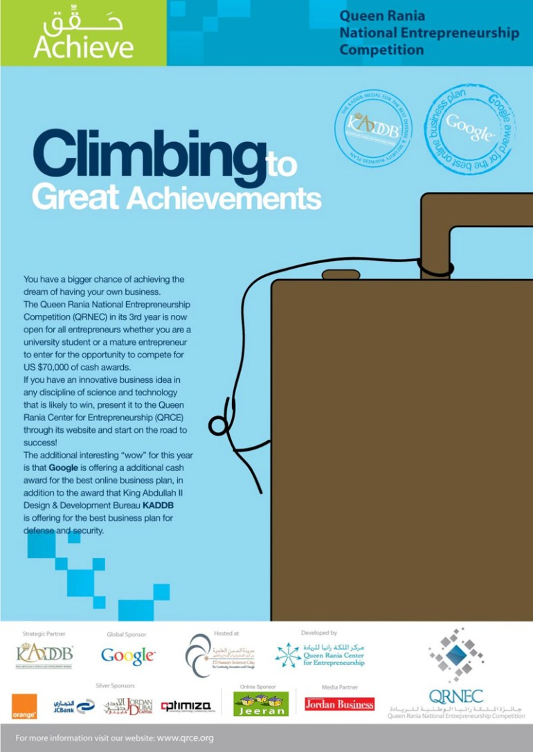 Climbing to Great Achievments