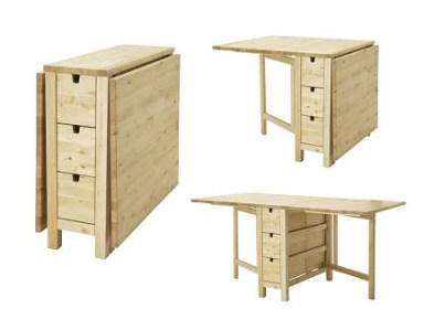 The perfect craft table for Table a couture ikea