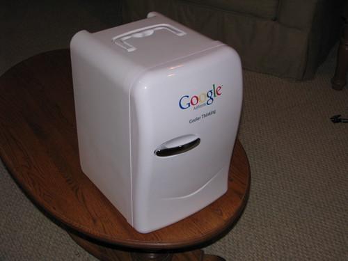 Google-Kühlschrank