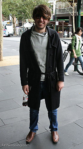 Melbourne Street Style