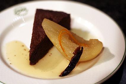 chocolate pain d'épices