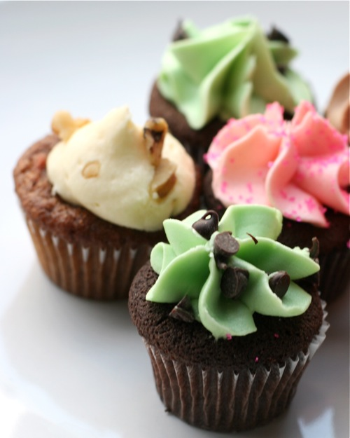 Mostly Lisa's Favourite Cupcakes-2