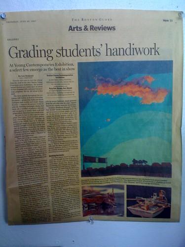 Globe article
