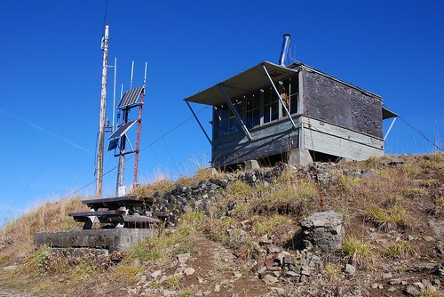 Burley Mountain Lookout