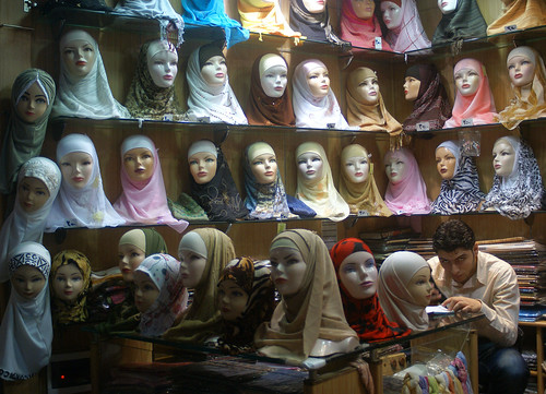 Shop in Damascus, Syria by atsjebosma on flickr