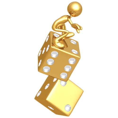 Golden Guy Balancing Risk