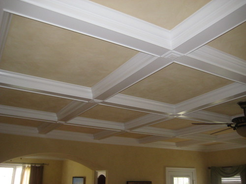 Simple Ceiling Designs