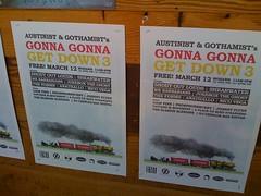 Austinist & Gothamist SXSW 2008 Poster