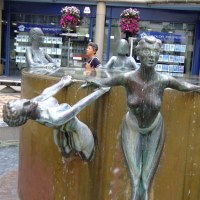 London Calling :- Naked Women Bathing