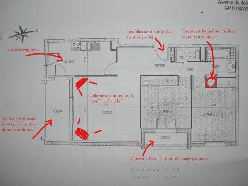 Je Hais Le Printemps - Changer de maison #1 - Lire Un Plan De Maison