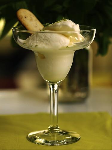 Nigella Ice Cream Cake Meringue