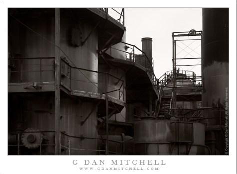 Abandoned Structures, Gasworks Park