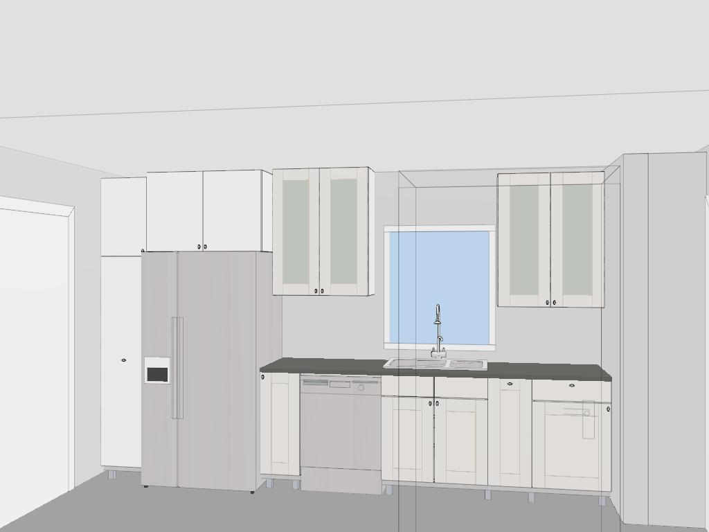 Galley Kitchen Design Plans Simple Kitchen Cartoon