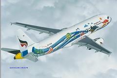 bangkok airways Flugplan