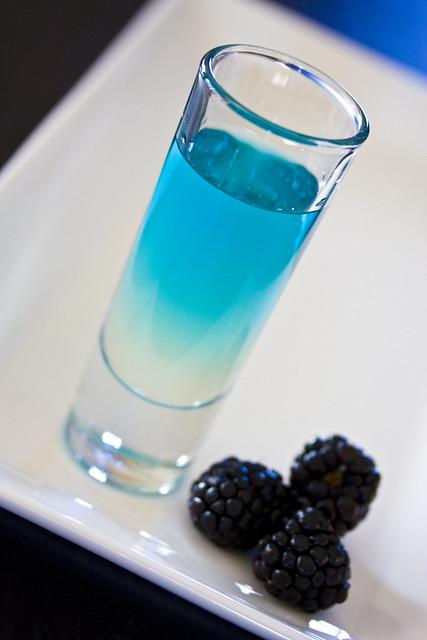 Snozzberry Shot