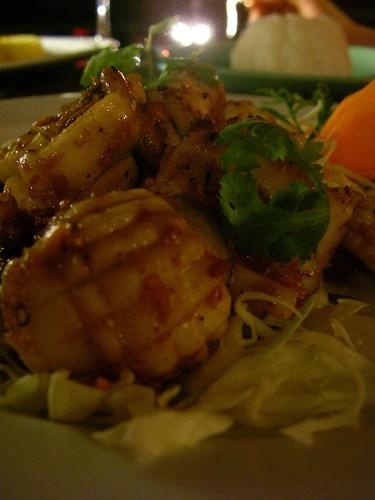 Dinner @ Baan Chaweng Beach Resort