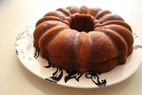 pumpkin fall cake