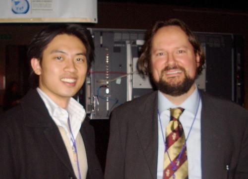 Bjorn and David Orban