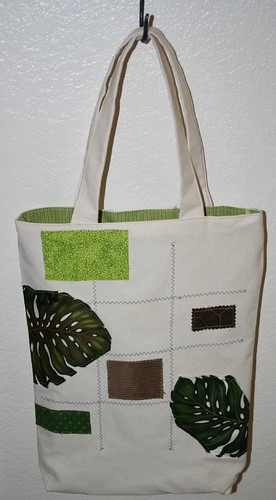 greenie tote bag, 3