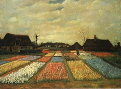 gogh.flower-beds-holland