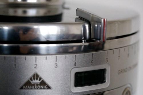 K30 Grind adjustment