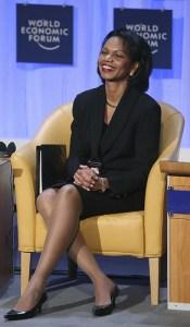 Condoleezza Rice - World Economic Forum Annual Meeting Davos 2008, World Economic Forum/Flickr