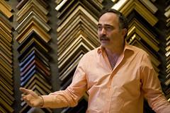 Mahmut Keskekci, Owner of Sumner Frames