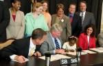 Marland Bill Signings