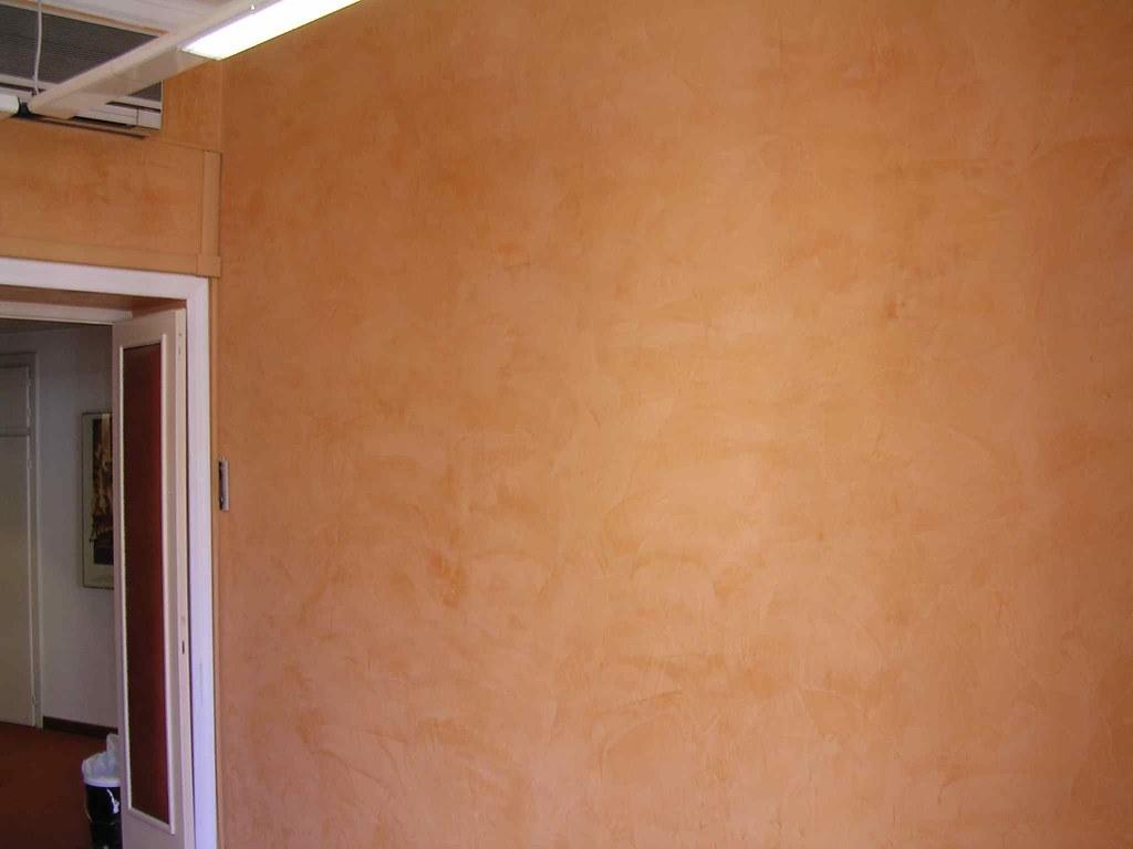 Pittura Pareti Effetto Seta : Effetti di pittura per interni effetti pittura pareti interne