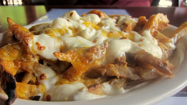 big tex cantina texas style poutine