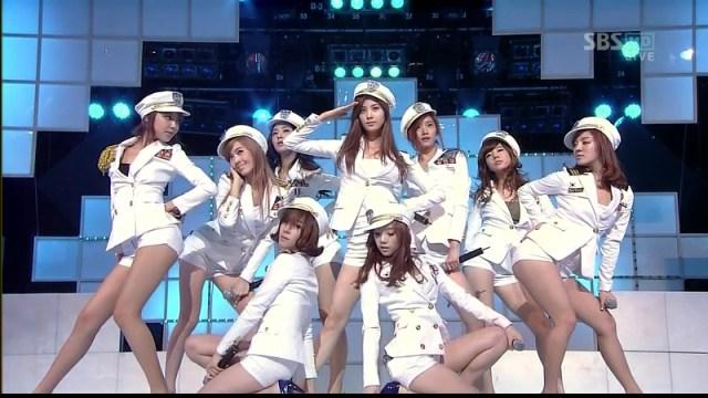 SNSD concept Genie Korean Kpop girls group Girl's Generation