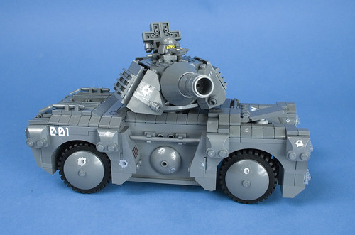 Iron Mountain Legion Tank