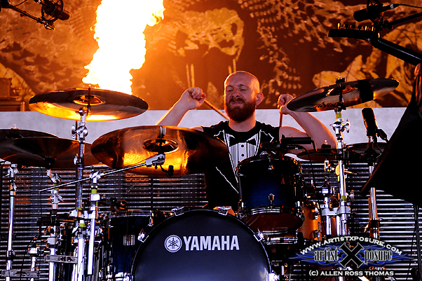 Justin of Killswitch Engage