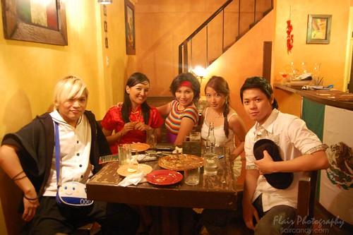 85-er's Halloween 2009 037