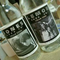 jonesing for a template: DIY jones soda bottle labels